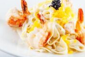 Shrimp Fettuccine - delivery menu