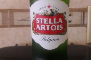 Stella Artois - delivery menu