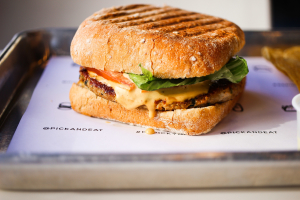 A2. Southwest Burger - delivery menu