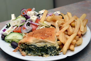 Spinach Pie - delivery menu