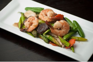 Asparagus and Snap Pea a la Carte - delivery menu