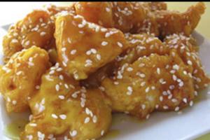Crispy Honey Chicken - delivery menu