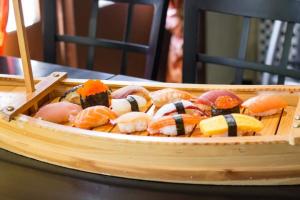Assorted Nigiri - delivery menu