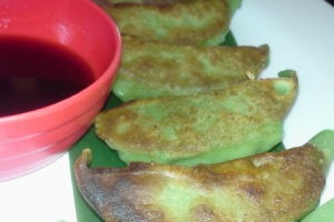 Vegetable Gyoza - delivery menu