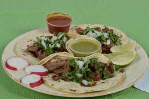 Bistec Taco - delivery menu
