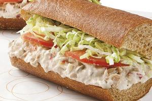 Tuna Sub - delivery menu