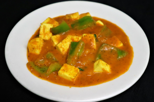 Karahi Paneer - delivery menu