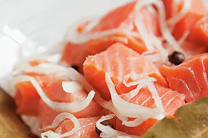 PICKLED LOX - delivery menu