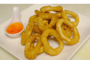 Crispy Squid - delivery menu