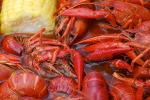 1 lb. Crawfish - delivery menu