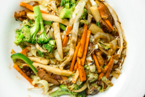 Chicken Chop Suey Side - delivery menu