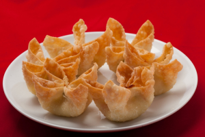 6. Crab Rangoon - delivery menu