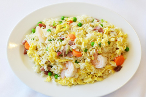 34. House Special Fried Rice - delivery menu