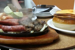 El Mariachi Fajitas - delivery menu