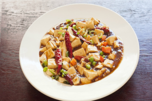 Ma Po Tofu with Meat - delivery menu
