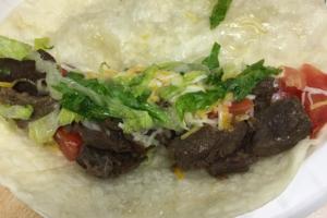 Steak Taco - delivery menu