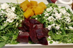 Roasted Beet Salad Lunch - delivery menu