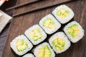 Avocado Roll - delivery menu
