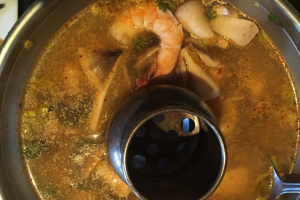 Tom Yum Gai Soup - delivery menu