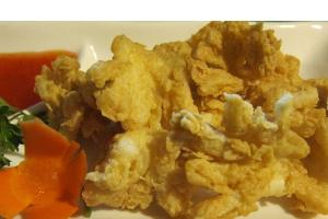 Thai Calamari - delivery menu