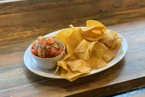 Chips and Tomato Salsa - delivery menu