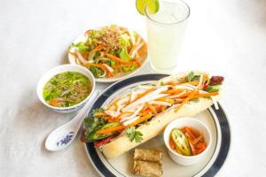 Avocado and Veggies Sandwich - delivery menu