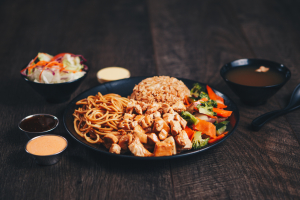 Hibachi Chicken Dinner - delivery menu