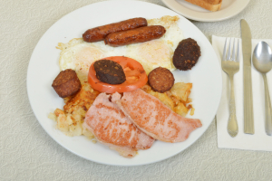 Irish Breakfast - delivery menu