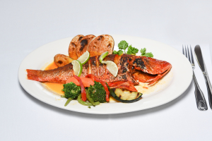 Red Snapper - delivery menu