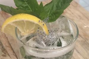 Basil Lemonade - delivery menu