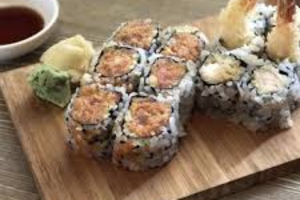 Any 2 Rolls Combo Lunch - delivery menu