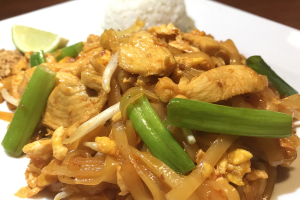 L9. Pad Thai Lunch Special - delivery menu