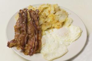 Egg Platter - delivery menu
