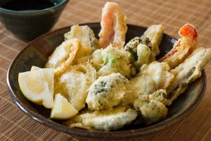 Vegetable Tempura - delivery menu