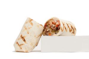 Fajita Wrap - delivery menu