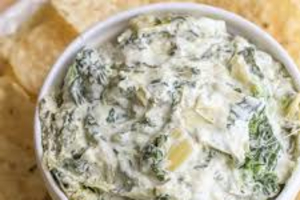 Spinach Artichoke Dip - delivery menu