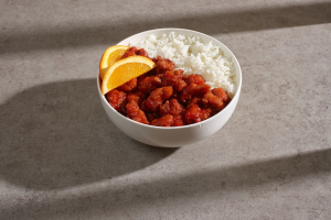 20. Orange Chicken - delivery menu