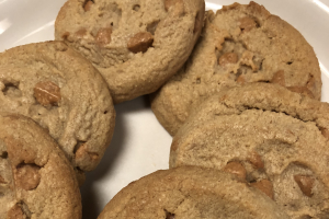 Peanut Butter Cookies - delivery menu