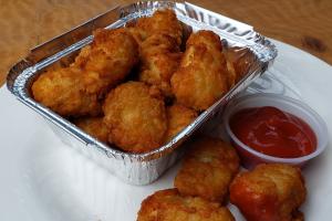 Breaded Boneless Chicken Breast Chunks - delivery menu