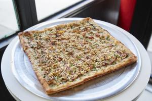 Apple Bacon Pizza Pie - delivery menu