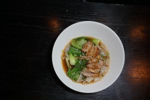 N5.  Ped Pa Lo (Duck Noodle Soup) - delivery menu