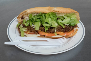 Philly Cheesesteak - delivery menu