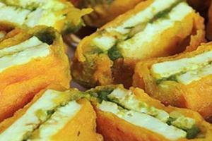 Paneer Pakora - delivery menu