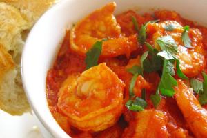 Shrimp Fra Diavolo - delivery menu
