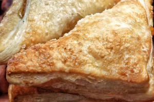 Apple turnover  - delivery menu