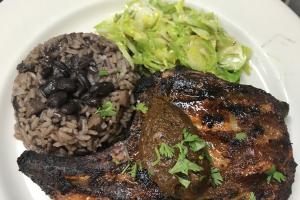 Chuleta al Pastor Brunch - delivery menu