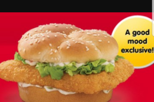 95. Fish Sandwich - delivery menu