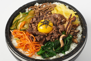 Bibimbap Lunch Special - delivery menu