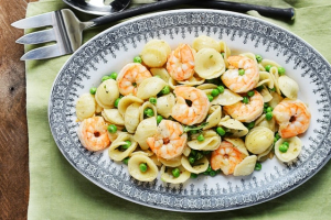Shrimp Orecchiette - delivery menu