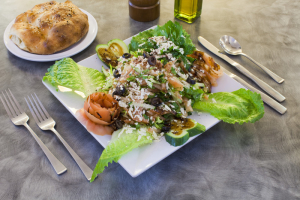 Turkish Feta Salad - delivery menu